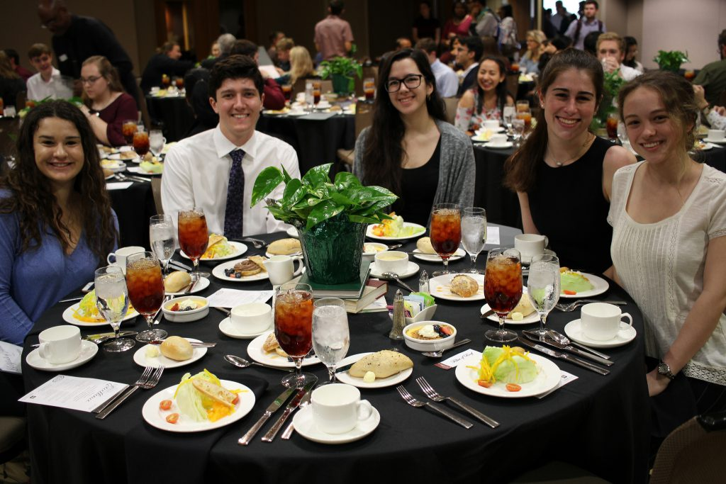 Honoring Excellence 2019 Student Honorees