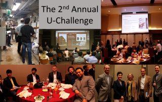 Compilation of several U-Challenge pictures