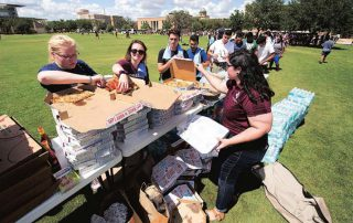 Aggiefest Welcomes Students!
