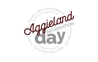 Texas A&M University's Aggieland Information Day 2018 logo