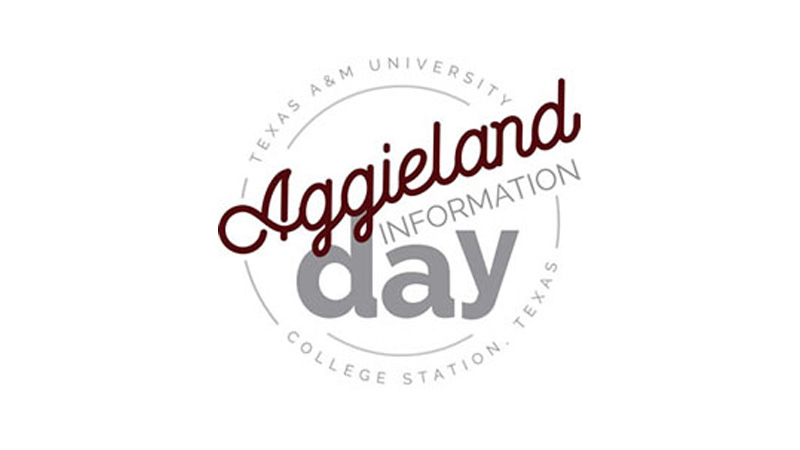 Texas A&M University's Aggieland Information Day 2018 logo