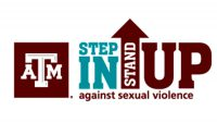 Step In. Stand Up. Against Sexual Violence