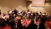 The banquet and final round of the 3rd Annual U-Challenge was hosted in Bethancourt Ballroom.
