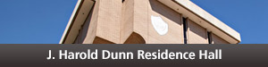 Dunn Hall button