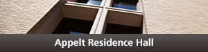 Appelt Residence Hall Button