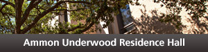 Underwood Residence Hall Button