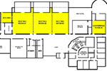 Gardens Apartments Community Center Floor Plan