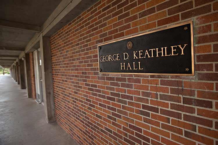 Keathley Hall Exterior