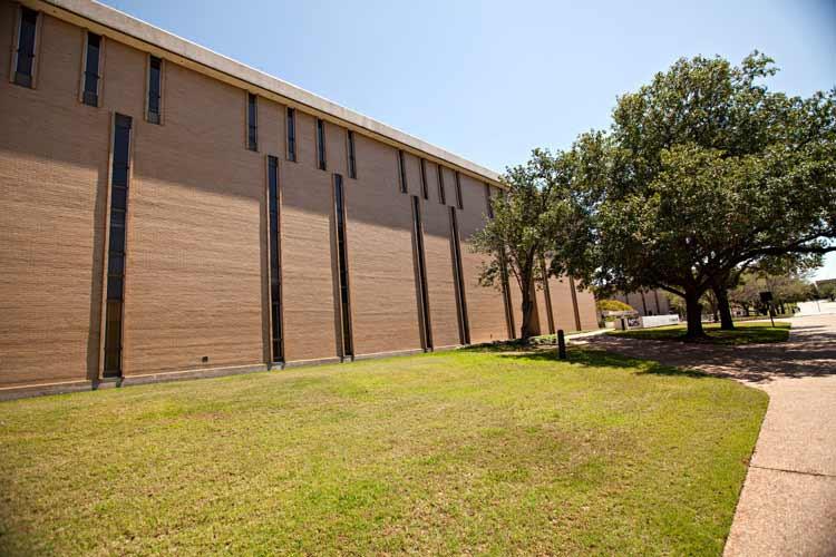 Kruger Hall exterior