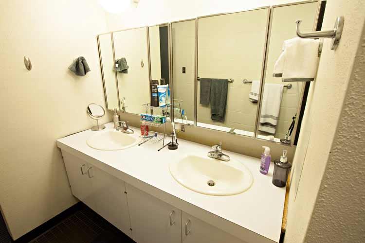 Kruger Hall with suite bathroom