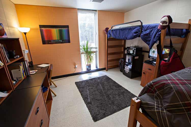Mosher Hall  U2013 Residence Life