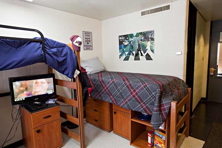 Mosher Hall Residence Life Texas A Amp M University