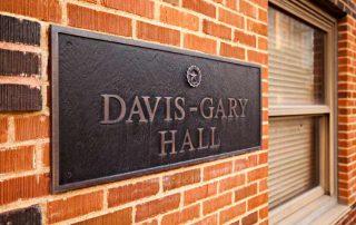 Photo of Exterior of Davis-Gary
