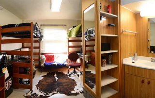 Photo of a Student Room