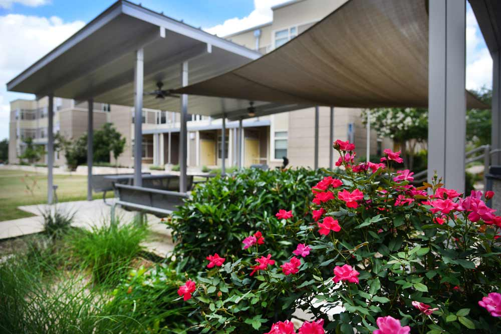 Gardens Sasse Pavilion