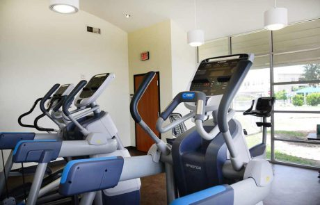 Gardens Apartments Fitness Room
