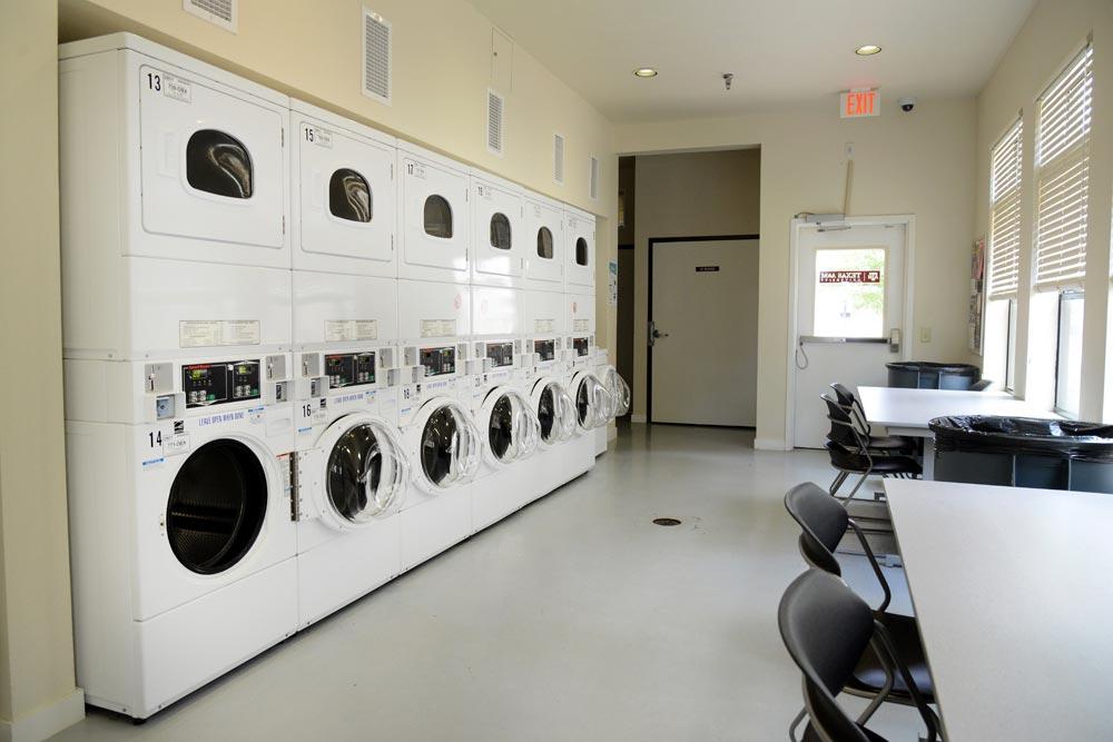 Gardens Laundry Facility