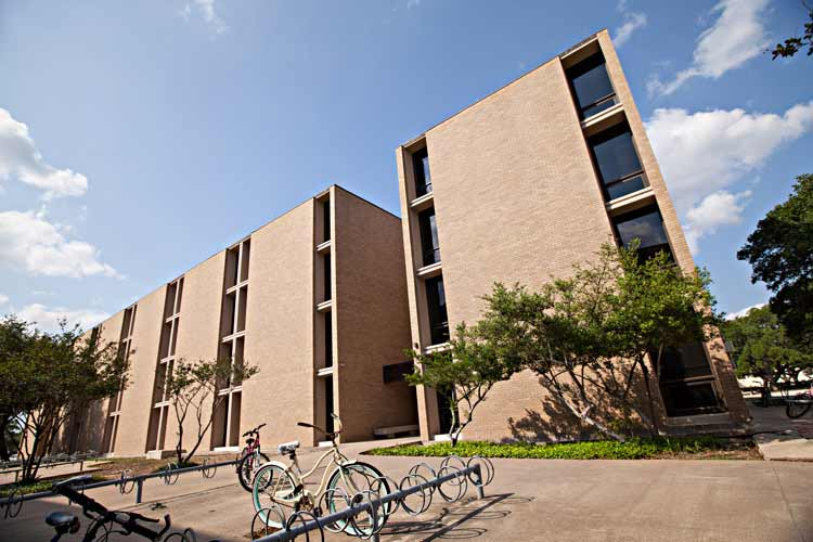 texas a&m university lechner hall