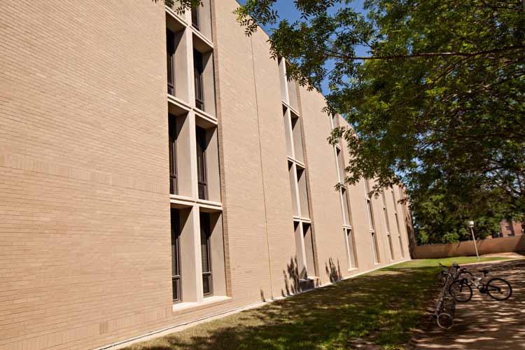 Underwood Hall exterior