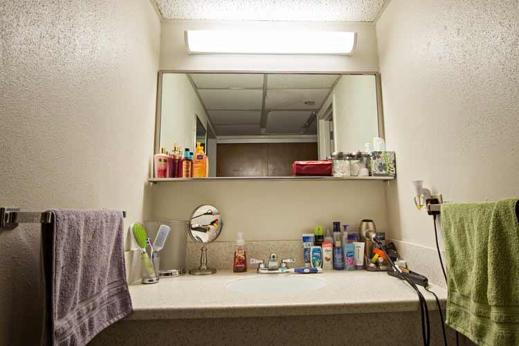 Underwood bathroom vanity