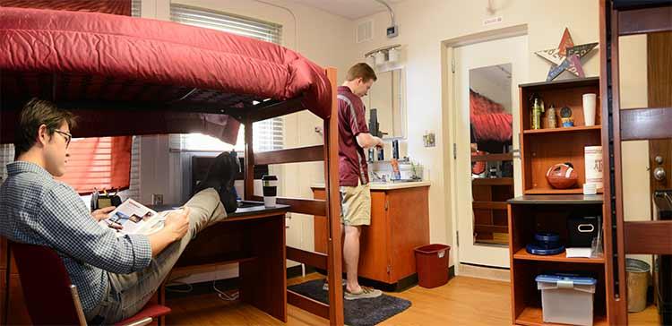 Walton Hall Residence Life Texas A Amp M University