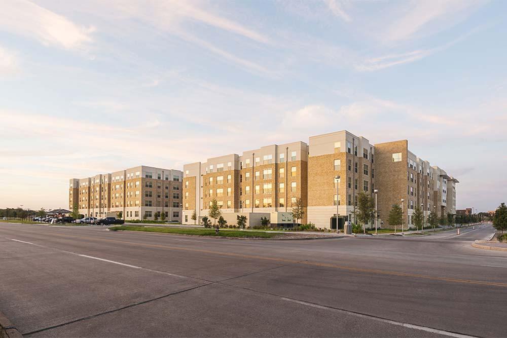 White Creek Residence Life Texas A Amp M University