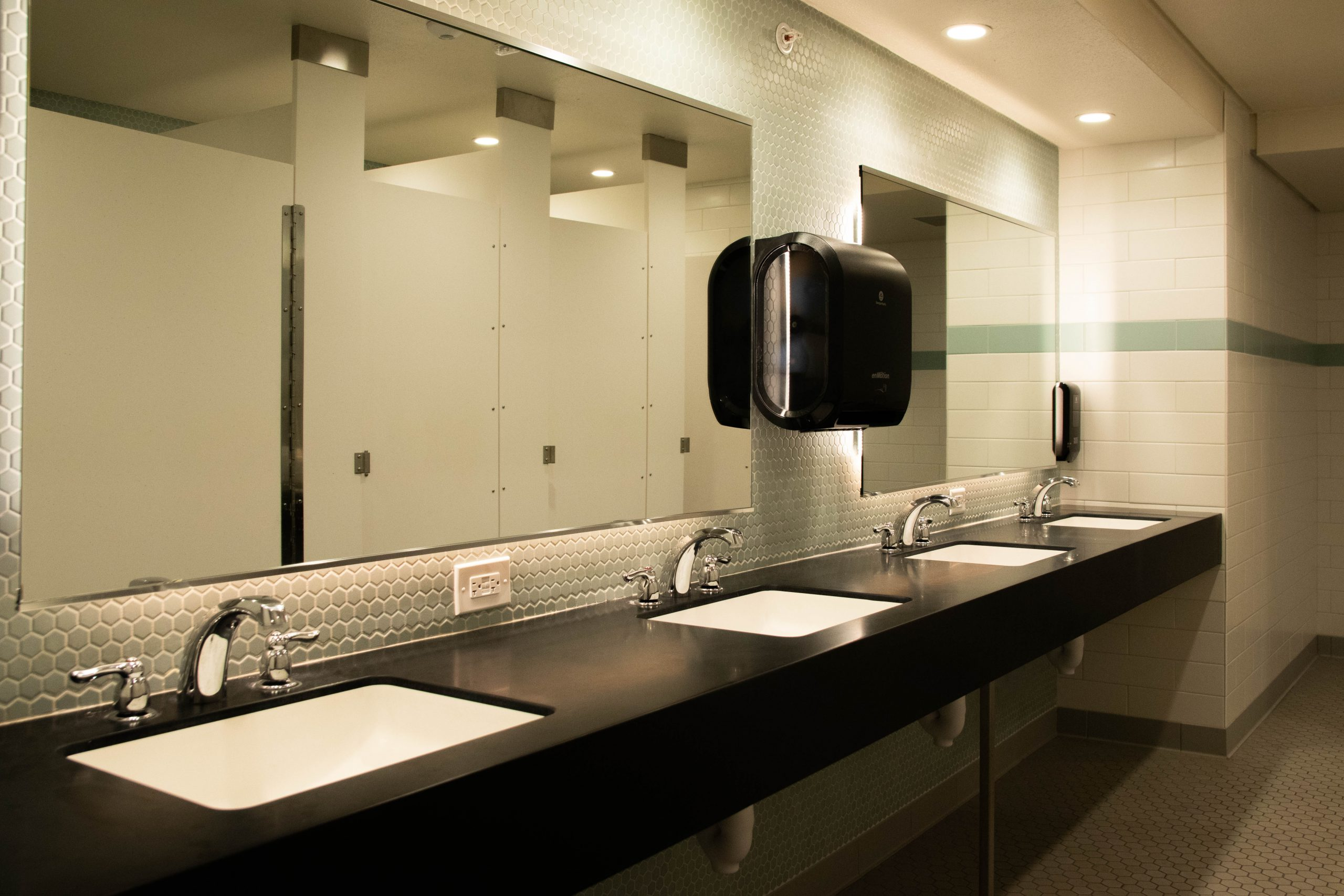 Interior Image of Legett Bathroom Sinks