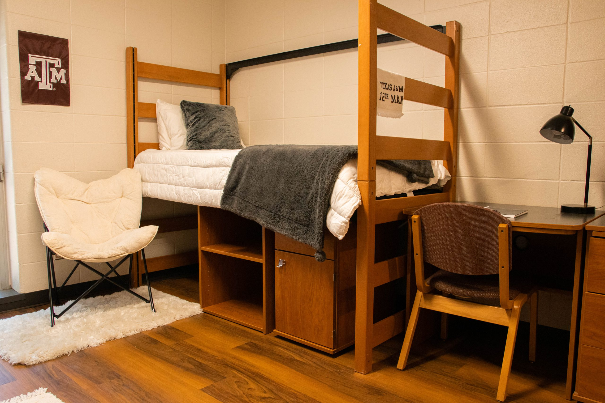 Interior Image of Common Bed