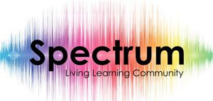 Spectrum Living Learning Community Logo