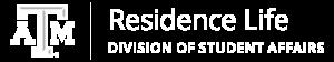 Residence Life | Texas A&M University Logo