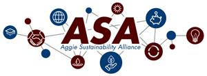 Aggie Sustainability Alliance Logo