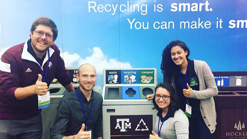 Sustainable Aggies in Baltimore!