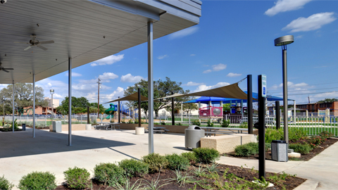 The Gardens Activity Center and Playground
