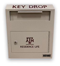 key drop box